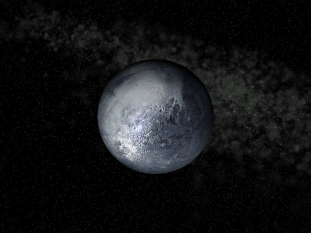 The Unlikely King of the Kuiper Belt  Starts With A Bang